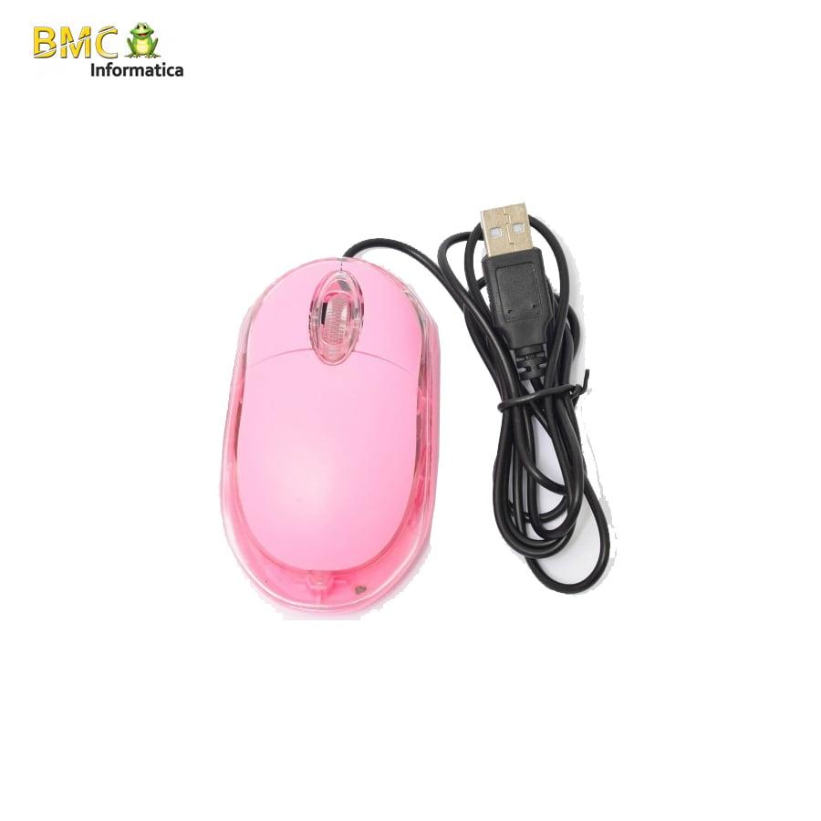 Mouse Rosa USB Standard