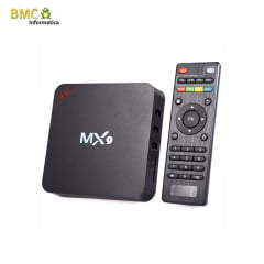 Android Tv BOX MX9 1080p 4K-2K HDMI