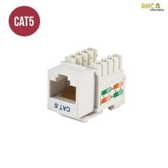Keystone Rede LAN Femea CAT5e Connect