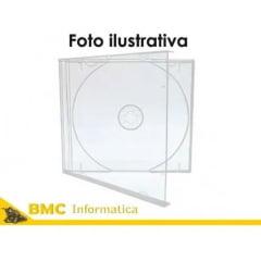 Box para CD - Cristal