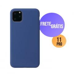 Capa Iphone 11 Pro Silicone Color