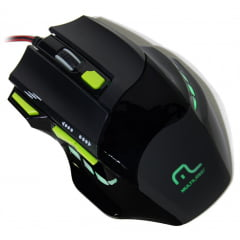 Mouse Gamer Multilaser Fire Button MO208