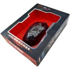 Mouse Gamer USB Maxxtro CYB-M505 3200 DPI
