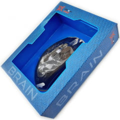 Mouse Óptico Gamer USB Maxxtro EKM 302 3600 DPI