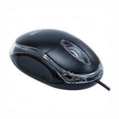 Mouse USB Standard PRETO
