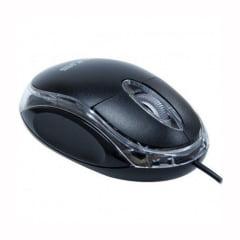Mouse USB Standard PRETO