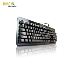 Teclado Mecânico Switch Blue Retro-Iluminado BK-GX1 - EXBOM